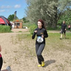 42. ümber Harku järve jooks - Brit Peterson (36), Kadri-Triin Truija (686)