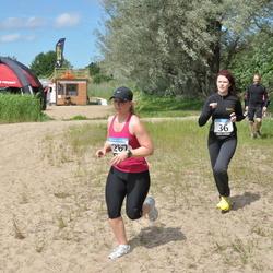 42. ümber Harku järve jooks - Brit Peterson (36), Margit Jaaska (267)