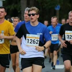 Tallinna Maratoni Sügisjooks 10 km - Rain Krusta (325), Andres Lofitski (339), Andre Tammik (1262)
