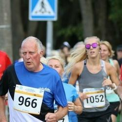 Tallinna Maratoni Sügisjooks 10 km - Aare Selge (966)