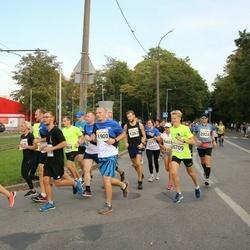 Tallinna Maratoni Sügisjooks 10 km - Mihhail Marakassov (1263), Renato Vassiljev (1900), Adele Tamberg (5408), Olle Ilmar Jaama (6709)