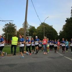 Tallinna Maratoni Sügisjooks 10 km - Aleksei Jašin (283), Liina Sarapuu (1286), Anna Grund (1351), Mihkel Anni (3504), Juri Ponomarenko (6373)