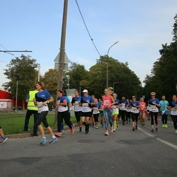 Tallinna Maratoni Sügisjooks 10 km - Aleksei Jašin (283), Liina Sarapuu (1286), Anna Grund (1351), Anna Lihhatsova (1545), Mihkel Anni (3504), Juri Ponomarenko (6373)