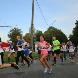 Tallinna Maratoni Sügisjooks 10 km - Anna-Maria Semjonova (5649)