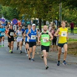 Tallinna Maratoni Sügisjooks 10 km - Kaarel Piip (78), Peep Jalakas (96)