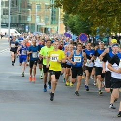 Tallinna Maratoni Sügisjooks 10 km - Kaupo Uuetoa (157)