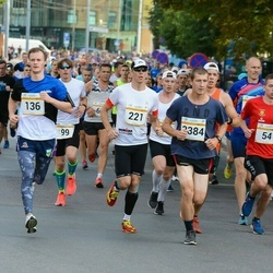 Tallinna Maratoni Sügisjooks 10 km - Dmitri Kruglikov (136), Ahti Suppi (221), Triin Jervson (2384)