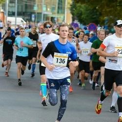 Tallinna Maratoni Sügisjooks 10 km - Dmitri Kruglikov (136)