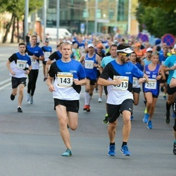 Tallinna Maratoni Sügisjooks 10 km - Argo Miller (143)