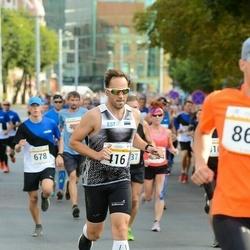 Tallinna Maratoni Sügisjooks 10 km - Martin Pedai (416)