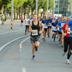 Tallinna Maratoni Sügisjooks 10 km - Philip Paškov (6651)