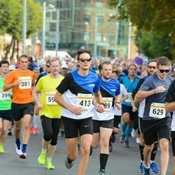 Tallinna Maratoni Sügisjooks 10 km - Andres Meresmaa (413)