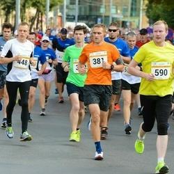 Tallinna Maratoni Sügisjooks 10 km - Margus Simson (381)