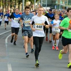 Tallinna Maratoni Sügisjooks 10 km - Priit Suurküla (448)