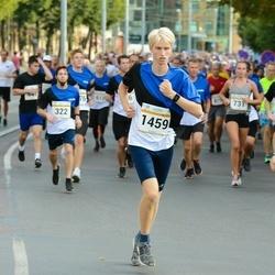 Tallinna Maratoni Sügisjooks 10 km - Ingmar Sau (1459)