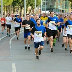 Tallinna Maratoni Sügisjooks 10 km - Evgeny Chubarov (322)
