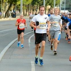 Tallinna Maratoni Sügisjooks 10 km - Dmitrii Telegin (1574)