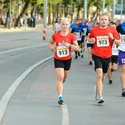 Tallinna Maratoni Sügisjooks 10 km - Irina Fomitseva (913)