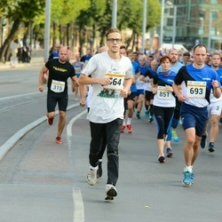 Tallinna Maratoni Sügisjooks 10 km - Ivo Unt (564)