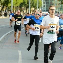 Tallinna Maratoni Sügisjooks 10 km - Tarmo Reiser (897)