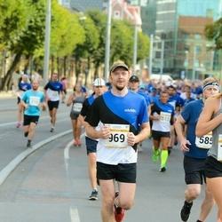 Tallinna Maratoni Sügisjooks 10 km - Priit Laanekivi (969)