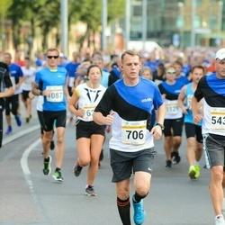 Tallinna Maratoni Sügisjooks 10 km - Tarvo Mets (706)