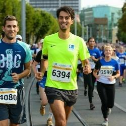 Tallinna Maratoni Sügisjooks 10 km - Alessio Punzi (6394)