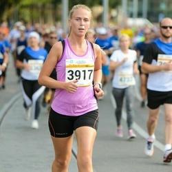 Tallinna Maratoni Sügisjooks 10 km - Anastasia Belozertceva (3917)