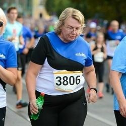 Tallinna Maratoni Sügisjooks 10 km - Anita Narusk (3806)