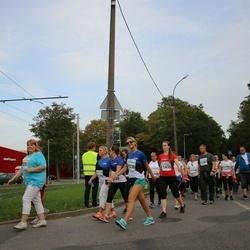 Tallinna Maratoni Sügisjooks 10 km - Brita Siimon (11435), Svetlana Keks (12036)