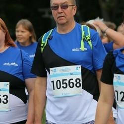 Tallinna Maratoni Sügisjooks 10 km - Monika Müller (10563), Harri Müller (10568), Kristiina Kindel (12163)