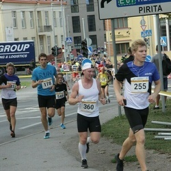 Tallinna Maratoni Sügisjooks 10 km - Aarne Nirk (178), Madis Salus (255), Alar Ervin (360)