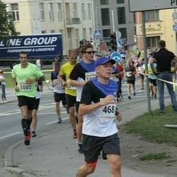 Tallinna Maratoni Sügisjooks 10 km - Ago Lilleorg (468)