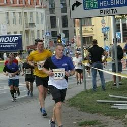 Tallinna Maratoni Sügisjooks 10 km - Aare Saliste (320)