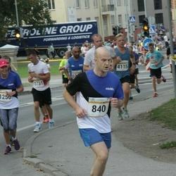 Tallinna Maratoni Sügisjooks 10 km - Aleksei Bãmtka (840)