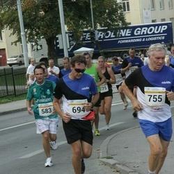 Tallinna Maratoni Sügisjooks 10 km - Aleksei Suhhovski (694)
