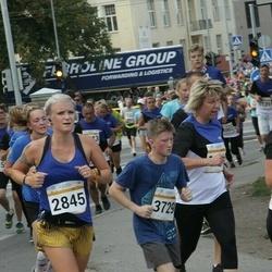 Tallinna Maratoni Sügisjooks 10 km - Camilla Borring (2845), Andre Jermakov (3729)