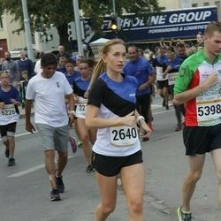 Tallinna Maratoni Sügisjooks 10 km - Agne Väljaots (2640)