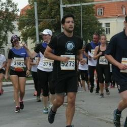 Tallinna Maratoni Sügisjooks 10 km - Adrian Suarez (5273)