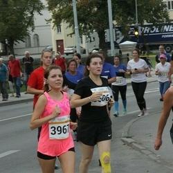 Tallinna Maratoni Sügisjooks 10 km - Anna Semenova (3967)