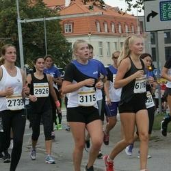 Tallinna Maratoni Sügisjooks 10 km - Annabel Pern (3115)
