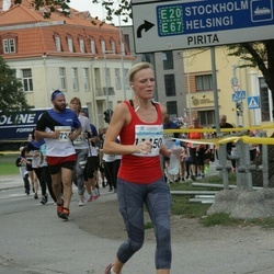 Tallinna Maratoni Sügisjooks 10 km - Agnes Palm (11450)