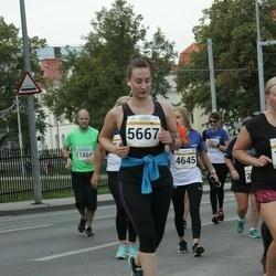 Tallinna Maratoni Sügisjooks 10 km - Anastasia Balõševa (5667)