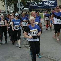 Tallinna Maratoni Sügisjooks 10 km - Annika Jansikene (8123)