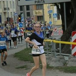 Tallinna Maratoni Sügisjooks 10 km - Carina Veervald (5183)