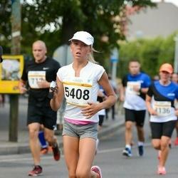 Tallinna Maratoni Sügisjooks 10 km - Adele Tamberg (5408)