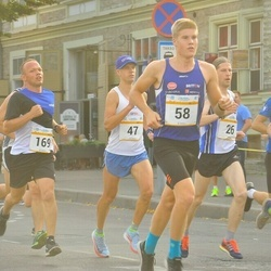 Tallinna Maratoni Sügisjooks 10 km - Christopher Kalev (58), Margus Udeküll (169)