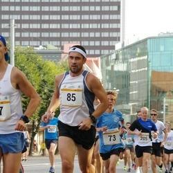 Tallinna Maratoni Sügisjooks 10 km - Jürgen Joonas (73), Aare Kutsar (85)