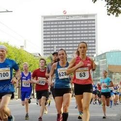 Tallinna Maratoni Sügisjooks 10 km - Katrina Stepanova (63), Madis Kuznetsov (100), Rauno Arike (124), Ülo-Jürgen Russak (230), Brit Rammul (6288)