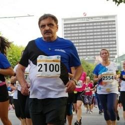 Tallinna Maratoni Sügisjooks 10 km - Arne Sarapuu (2100)